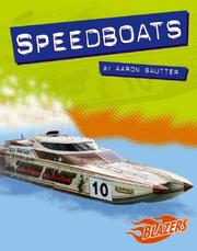 Cover of: Speedboats by Aaron Sautter