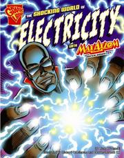 Cover of: The Shocking World of Electricity With Max Axiom, Super Scientist | Liam O'Donnell