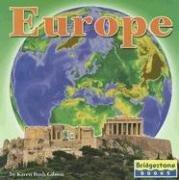 Cover of: Europe (Seven Continents) by Karen B. Gibson