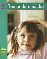 Cover of: Tomando Medidas/ Measurement Action (Yellow Umbrella Books. Mathematics. Spanish.) | Lindsey Benjamin