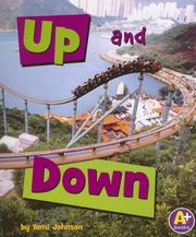 Cover of: Up and Down (Where Words) by Tami Johnson