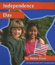 Cover of: Independence Day (National Holidays) | Helen Frost
