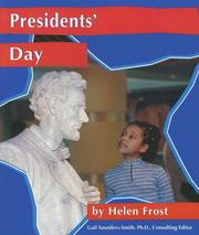 Cover of: Presidents' Day (National Holidays) | Helen Frost
