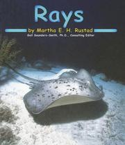 Cover of: Rays (Ocean Life) | Martha E. H. Rustad