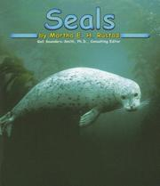 Cover of: Seals (Ocean Life) by Martha E. H. Rustad