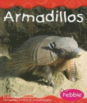 Cover of: Armadillos (Desert Animals) by Emily Rose Townsend