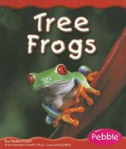 Cover of: Tree Frogs (Rain Forest Animals) | Helen Frost