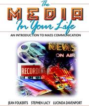 Cover of: Media in Your Life, The | Jean Folkerts