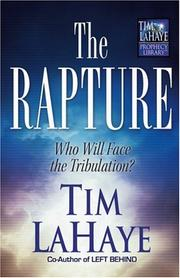Cover of: The Rapture | Tim F. LaHaye
