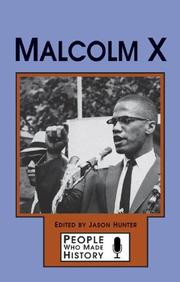 Cover of: Malcolm X | Jason Hunter