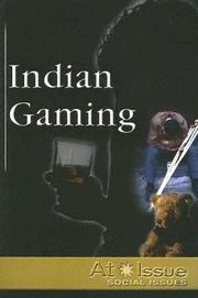 Cover of: Indian Gaming | Stuart A. Kallen