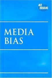 Cover of: Media Bias by Stuart A. Kallen
