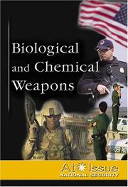 Cover of: Biological and Chemical Weapons | Stuart A. Kallen