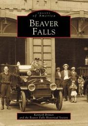 Cover of: Beaver Falls | Kenneth Britten