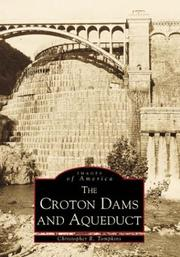 Cover of: The Croton Dams and Aqueduct | Christopher R. Tompkins