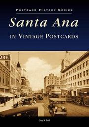 Cover of: Santa Ana     (CA) | Guy D. Ball