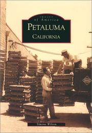 Cover of: Petaluma  (CA) by Simone Wilson