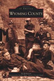 Cover of: Wyoming County (WV) by Ed Robinson