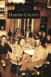 Cover of: Hardin County   (KY) by Meranda  L.  Caswell