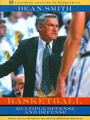 Cover of: Basketball | Dean E. Smith