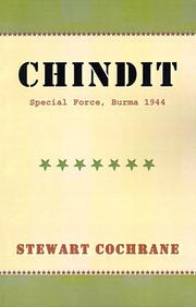 Cover of: Chindit by Cochrane, William.