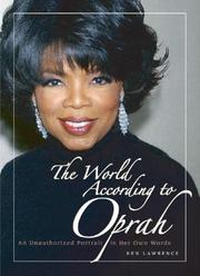 Cover of: The world according to Oprah | Ken Lawrence