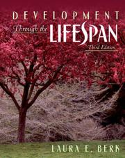 Cover of: Development Through the Lifespan | Laura E. Berk