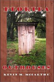 Cover of: Florida Outhouses by Kevin M. McCarthy