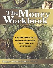 Cover of: The Money Workbook | Roger B., Ph.d. Lane