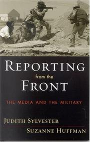 Cover of: Reporting from the Front | Suzanne Huffman