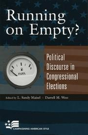 Cover of: Running On Empty? | L. Sandy Maisel