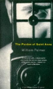 Cover of: The pardon of Saint Anne | Palmer, William