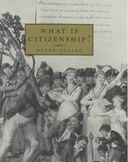 Cover of: What Is Citizenship? | Derek Heater
