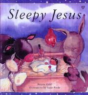 Cover of: Sleepy Jesus | Pennie Kidd