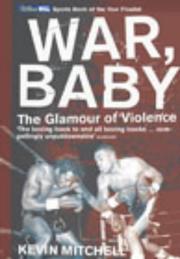 Cover of: War, Baby | Kevin Mitchell