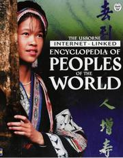 Cover of: Usborne Book of Peoples of the World (Internet-linked) | Anna Claybourne