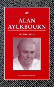Cover of: Alan Ayckbourn | Michael Holt