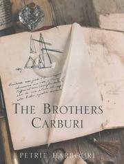 Cover of: The brothers Carburi by Petrie Harbouri