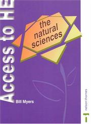 Cover of: The Natural Sciences (Access to Higher Education Series) | Bill Myers