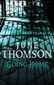 Cover of: Going Home (Dci Jack Finch Mystery) (DCI Jack Finch Mystery) | June Thomson