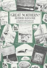 Cover of: Great Northern? | John Arthur Ransome Marriott