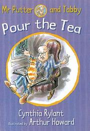 Cover of: Mr. Putter & Tabby Pour the Tea (Mr. Putter & Tabby) by Cynthia Rylant