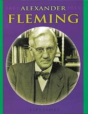 Cover of: Alexander Fleming (Life Times) | Richard Tames