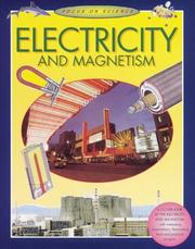 Cover of: Electricity and Magnetism (Focus on) | Barbara Taylor