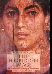 Cover of: The forbidden image by Alain Besançon