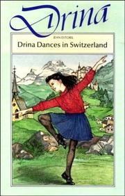 Cover of: Drina Dancers in Switzerland by Jean Estoril