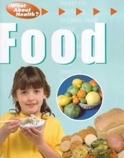 Cover of: Food (What About Health) | Fiona Waters