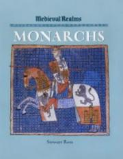 Cover of: Monarchs (Medieval Realms) | Ross, Stewart.