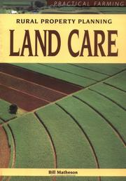 Cover of: Land Care | Bill Matheson