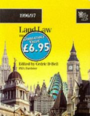 Cover of: Land Law (Bachelor of Laws (LLB)) | Gordon Henry